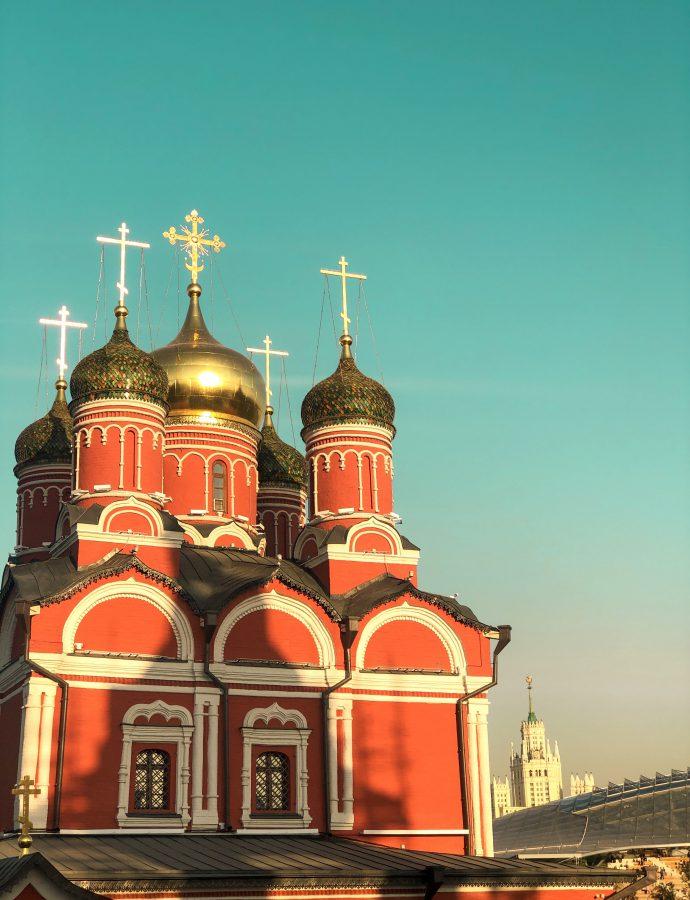 Moskova Yeme-İçme Rehberi: Ortaya bir Rus salatası lütfen!