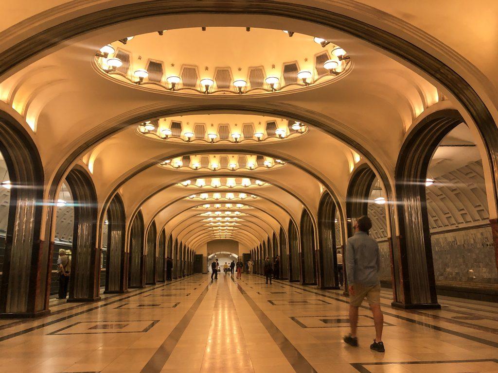 moskova metro