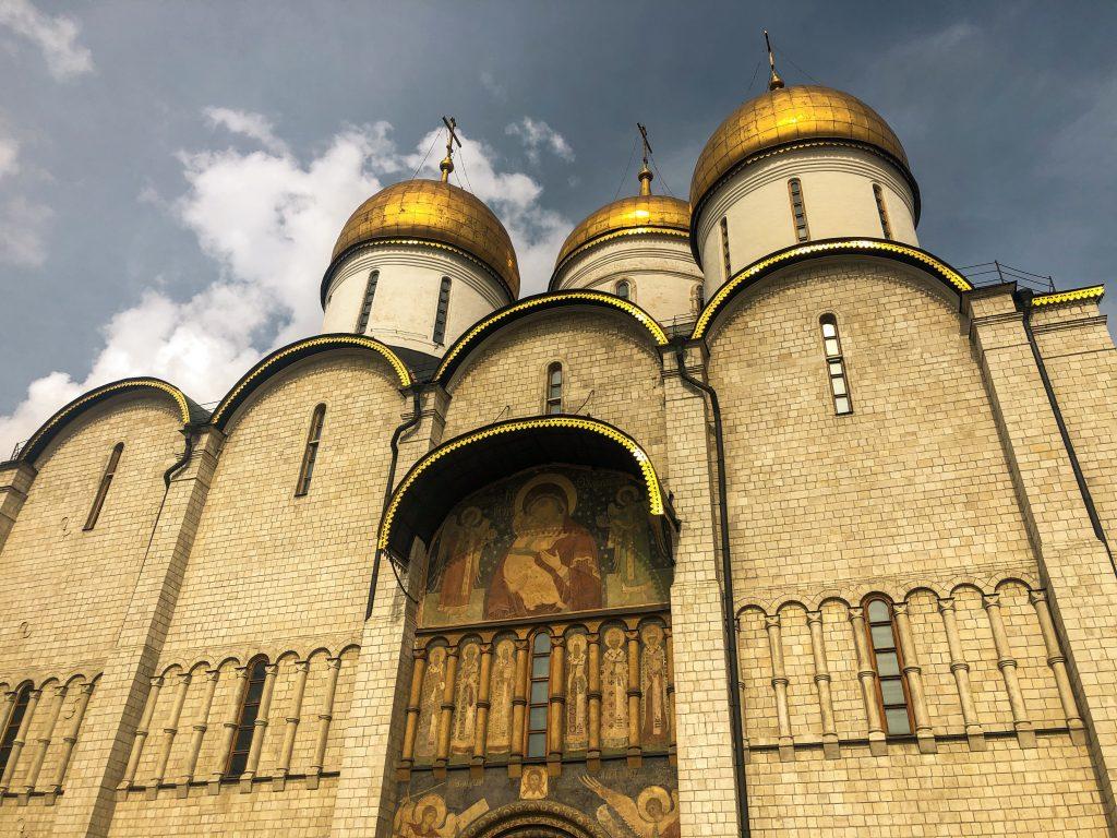 başmelek katedrali kremlin