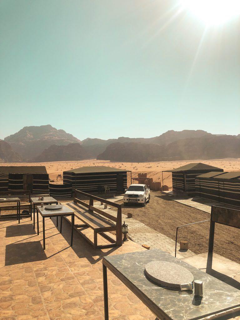panaroma bedevi kampı ürdün