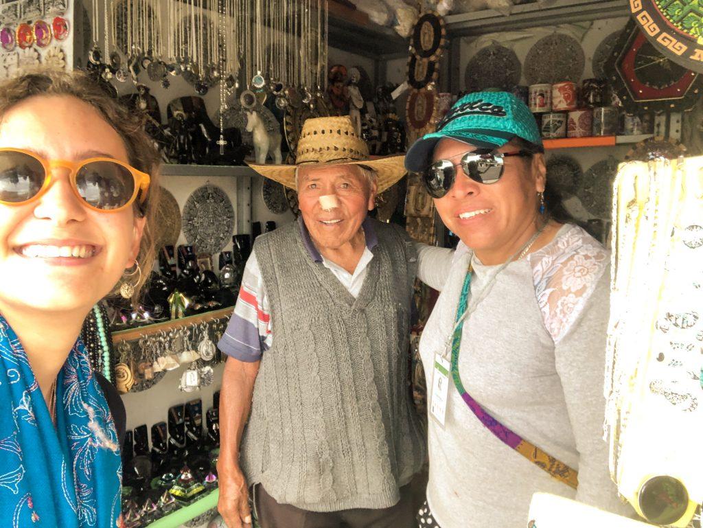 teotihuacan hediyelik eşya