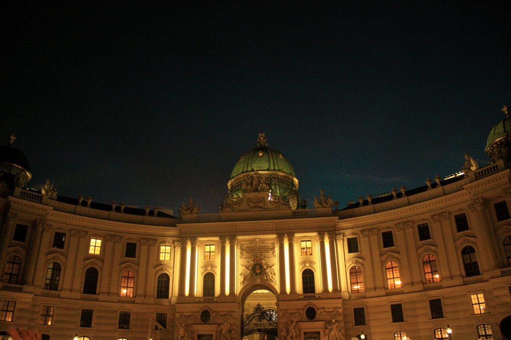 hofburg sarayı
