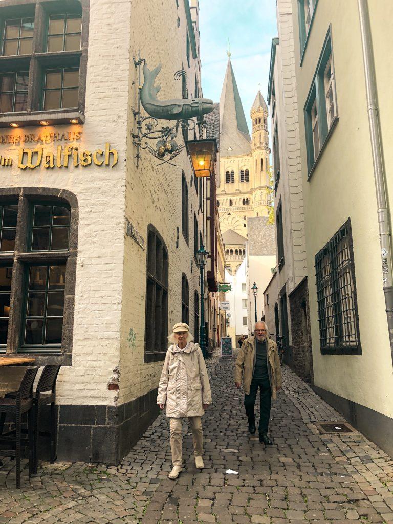 Köln sokakları